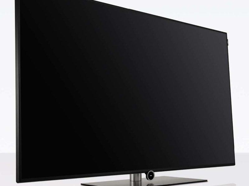 Loewe BILD 1.55, un televisor muestra las grandezas de la marca