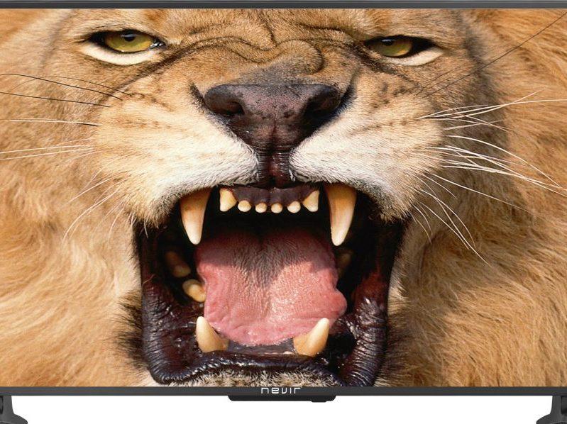 Nevir NVR-7421-43HD-N, el televisor Full HD al menor precio