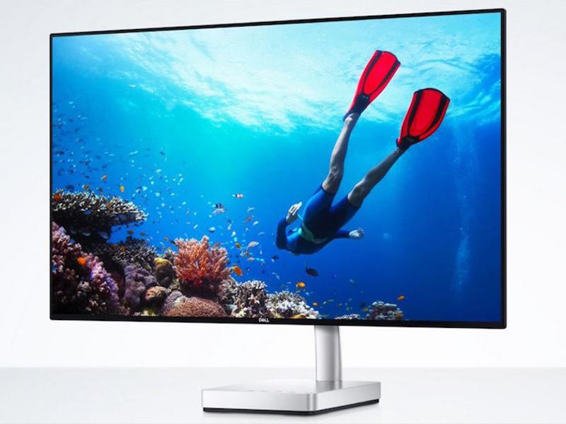 Dell S2718D, diseño, estilo e innovación por doquier