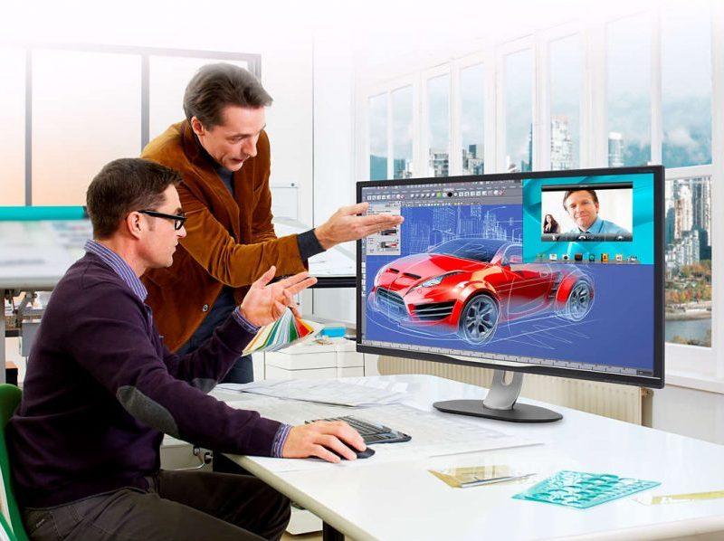 Philips BDM3270QP2, un monitor sobresaliente en casi todo