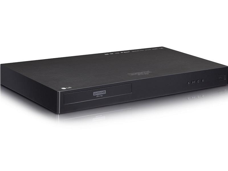 LG UP970, reproductor Blu Ray UHD con HDR y Netflix integrado