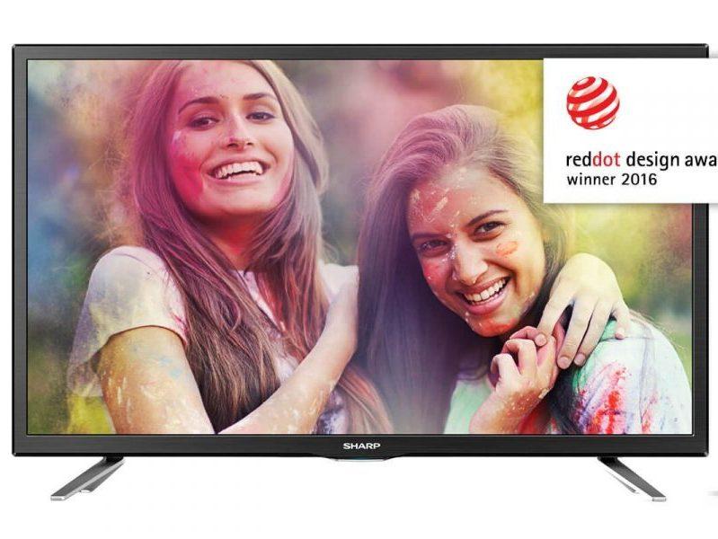 Sharp LC-24CFG132EM, un televisor básico pero con plataforma smart