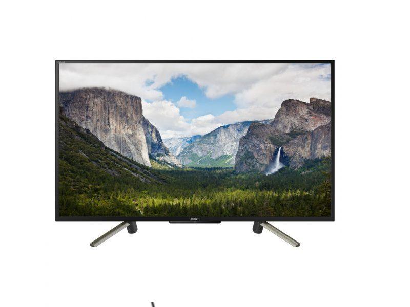 Sony KDL-43WF660, un televisor que nos da una de cal y una de arena