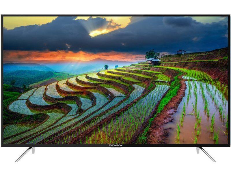 Thomson 49UC6306, un televisor con una resolución Ultra HD y escalador
