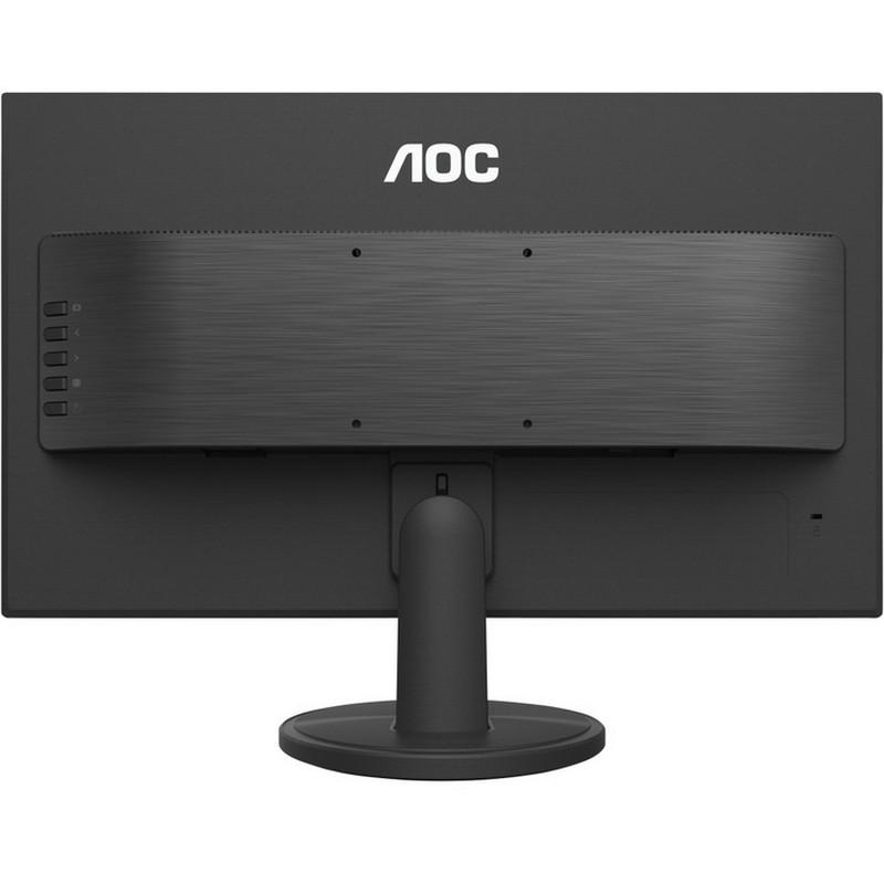 AOC I220SWH, botones