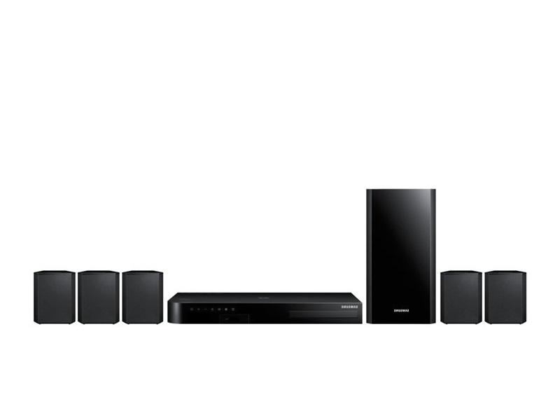 Samsung HT-J4500, Home Cinema 5.1 con Blu Ray integrado