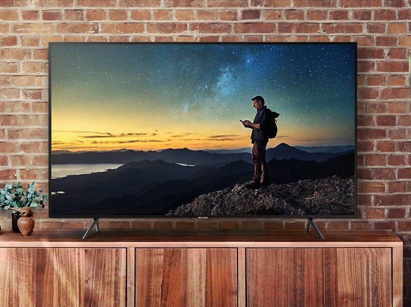 Samsung UE65NU7105, un televisor de gama media muy alto