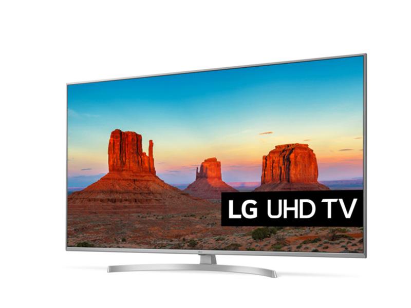 LG 49UK7550, altísima resolución 4K y HDR por doquier