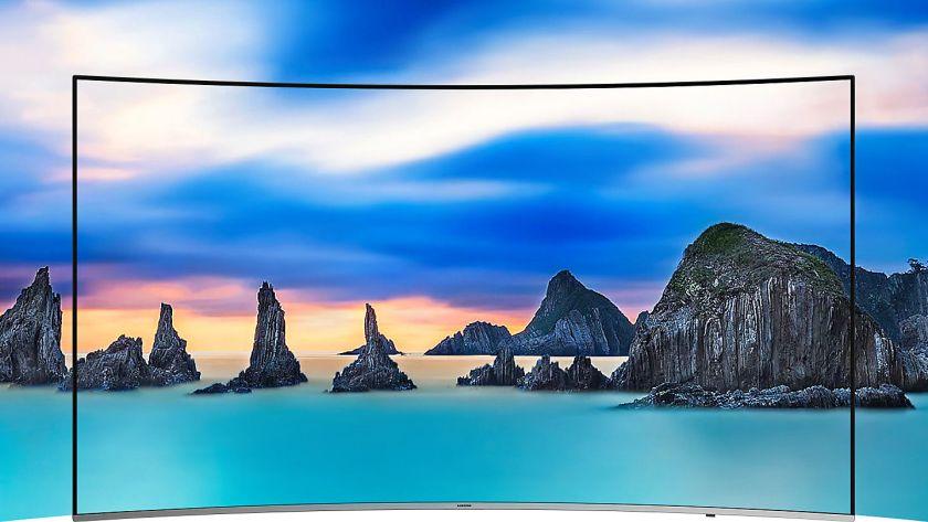 Samsung UE65NU8505, aspecto