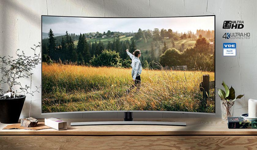 Samsung UE65NU8505, calidad de imagen