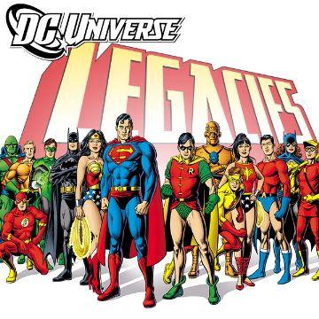 dc universe superheroes