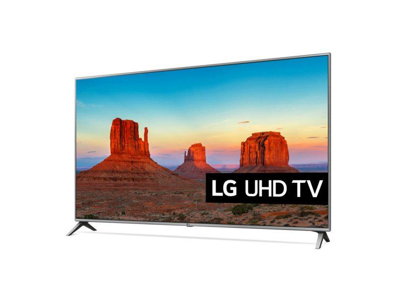 LG 50UK6470PLC, un televisor inteligente más que suficiente
