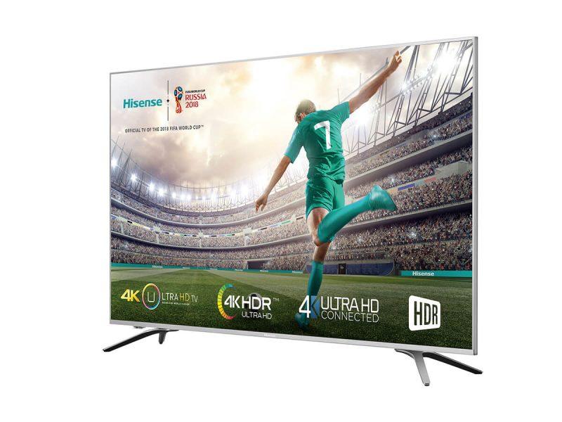 Hisense 55A6500, un televisor grande y suficiente