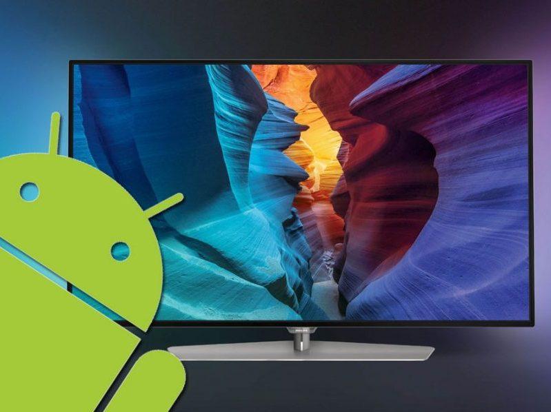 Android Oreo en los televisores Philips