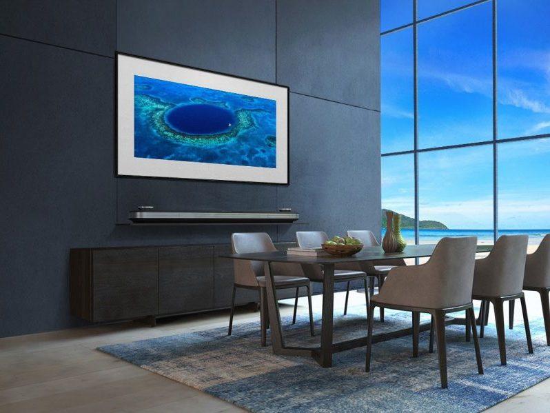 modo galería en televisores LG