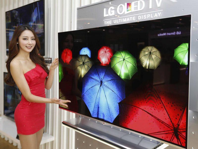 LG duplicará su producción de paneles OLED en China