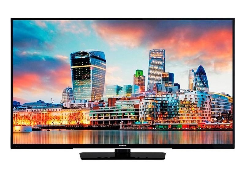 HITACHI 49HK4W64, un interesante televisor UHD de 49 pulgadas