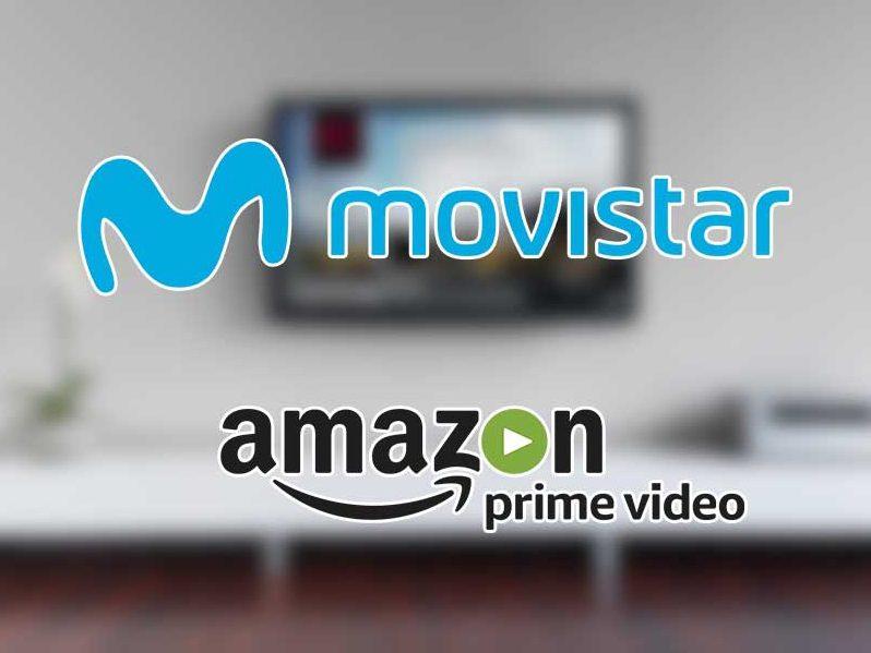 Es posible que disfrutemos de Amazon Prime Video en Telefónica