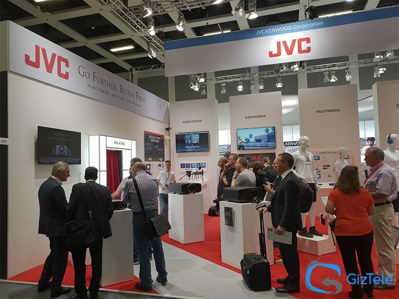 #IFA18: JVCDLA-NX9, el primer proyector 8K de JVC