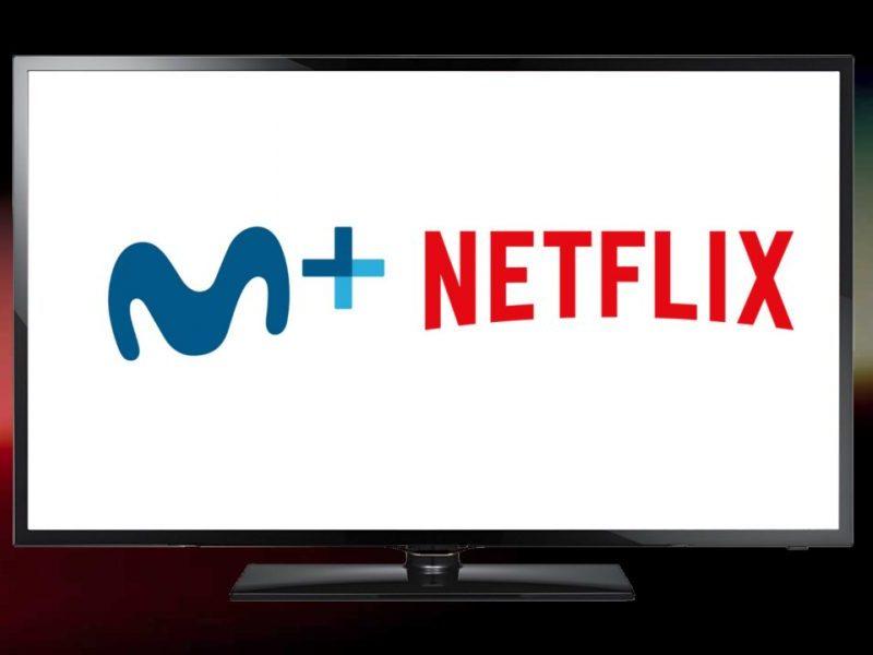 Disfrutar de Netflix en Movistar será posible este mismo año