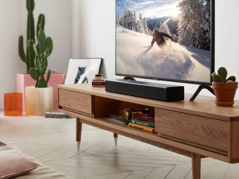 Samsung HW-N400, barra de sonido con buena potencia, buen precio