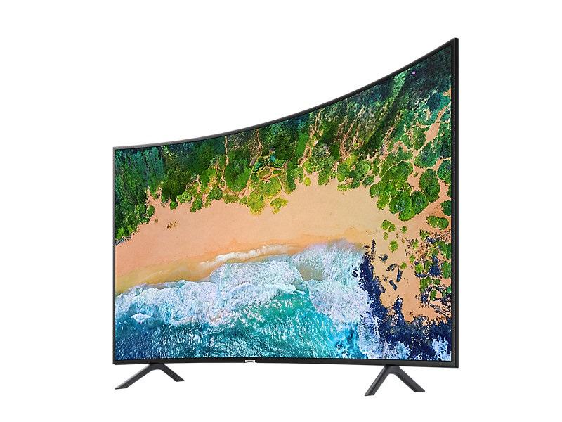 Samsung UE55NU7372, ¿buscas un TV UHD curvo?