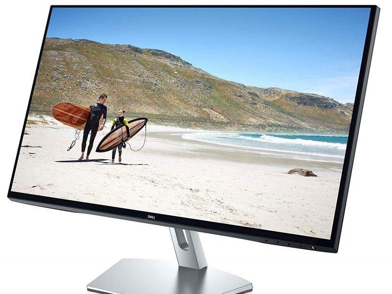 Dell S2719H, sencillo y realmente cautivador monitor