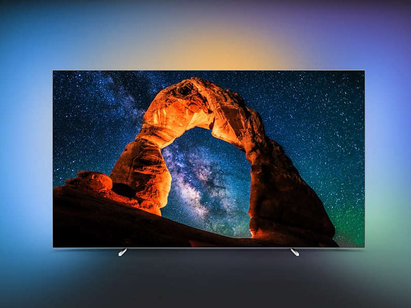 Philips 65OLED803/12, espectacular por fuera y por dentro