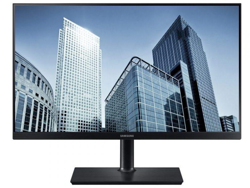 Samsung S27H850, el monitor de oficina más elegante