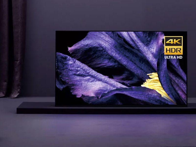 Sony KD-65AF9, calidad en su máxima expresión en esta Smart TV