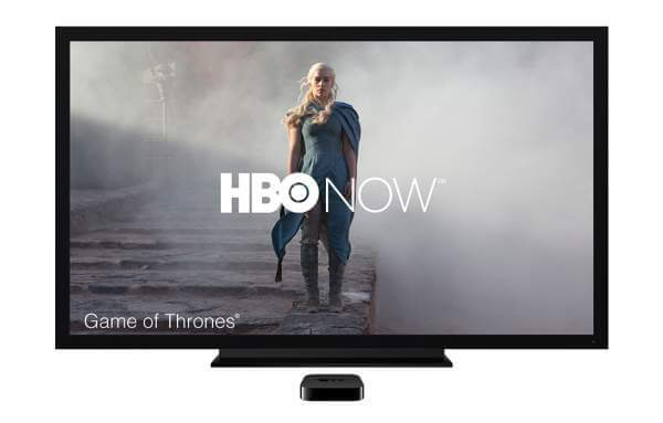 Con Apple TV puedes ver HBO en la tele