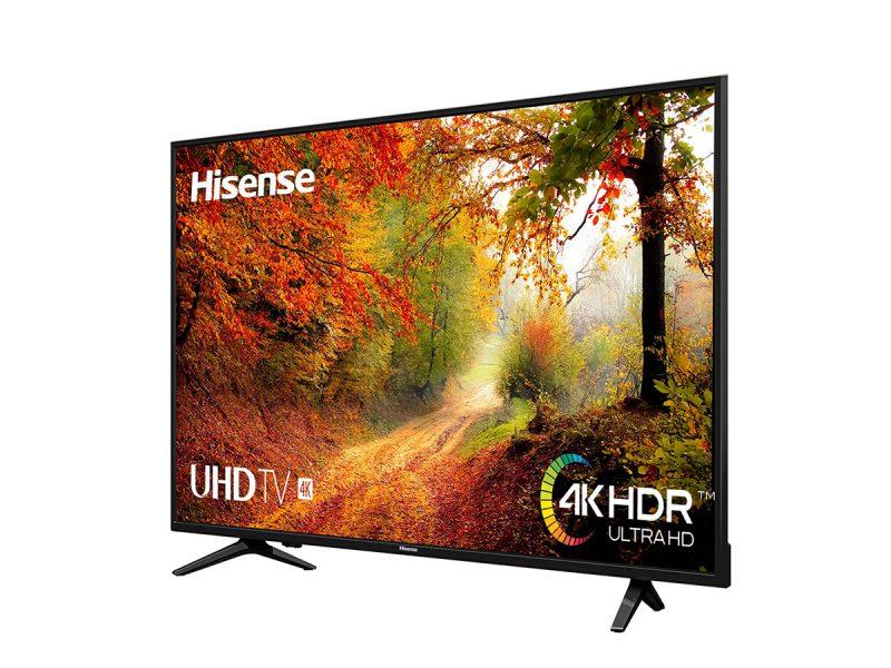 Hisense H65A6140, una Smart TV bastante barata, grande e interesante