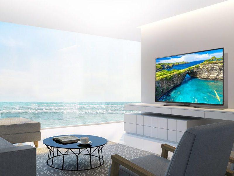 LG 55UK6400PLF, un televisor inteligente de gama media de lo más ideal