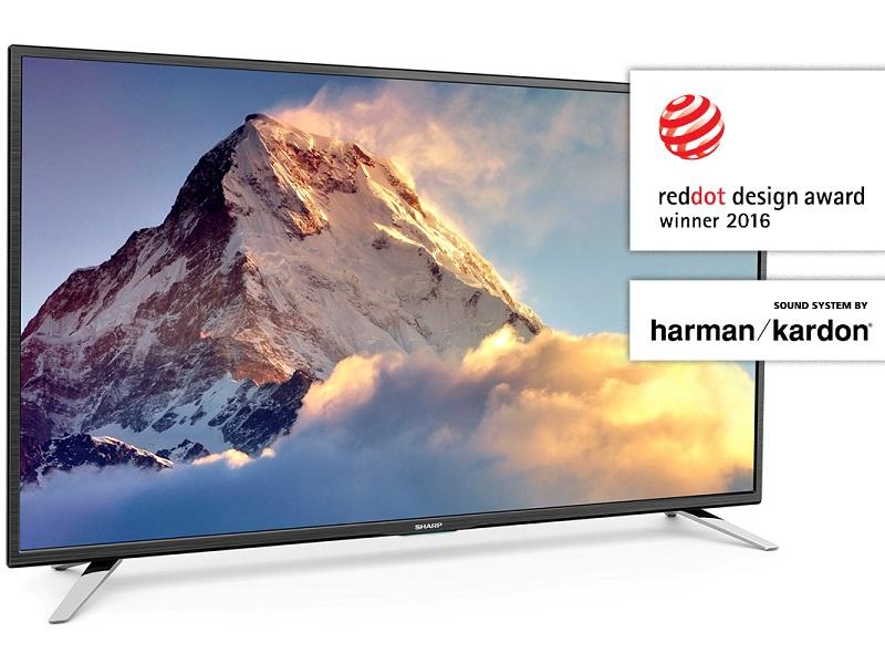 Sharp LC-49CFE5001E, TV Full HD con gran calidad de sonido