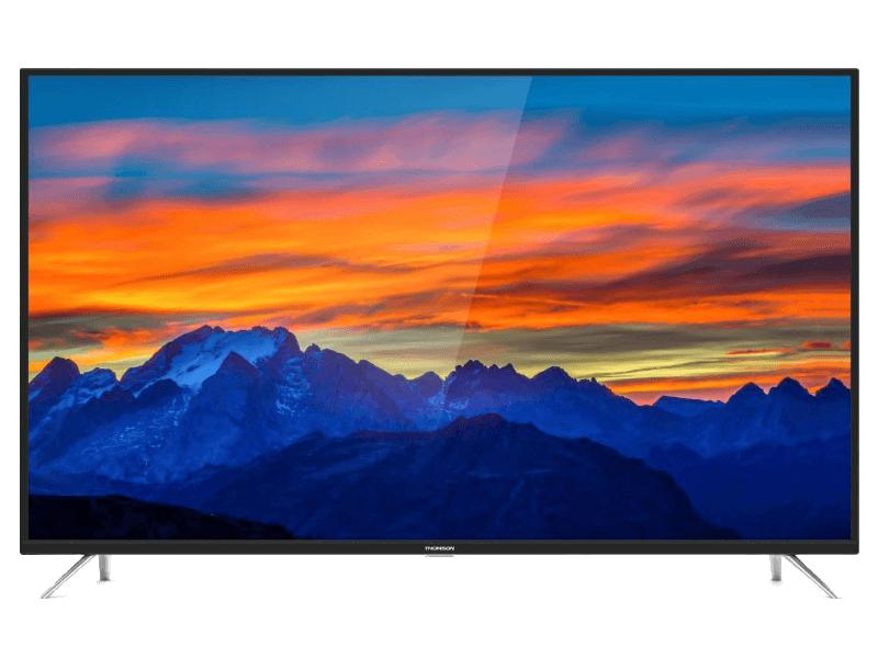 Thomson 43UD6406, calidad UHD y Android en un modelo barato