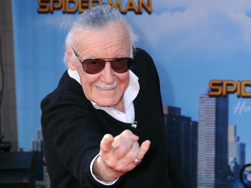 Netflix: 5 películas de superhéroes de Stan Lee