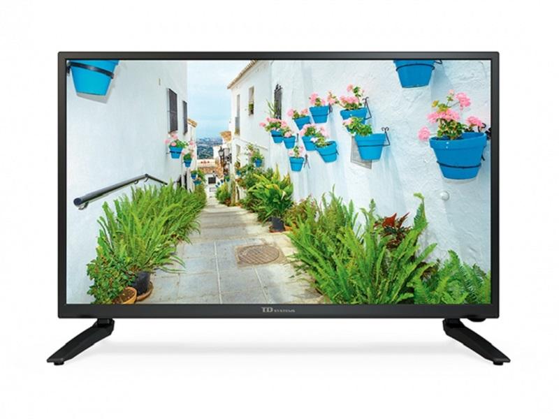 TD Systems K24DLH8H y K24DLH8FS, dos TVs baratas de calidad