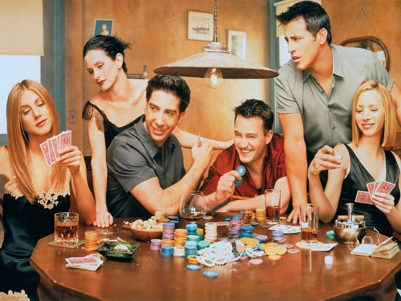 Tendremos más dosis de Friends en Netflix… al menos durante 2019
