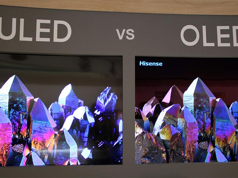 ULED vs OLED, qué es y con cuál te quedarías al elegir televisor