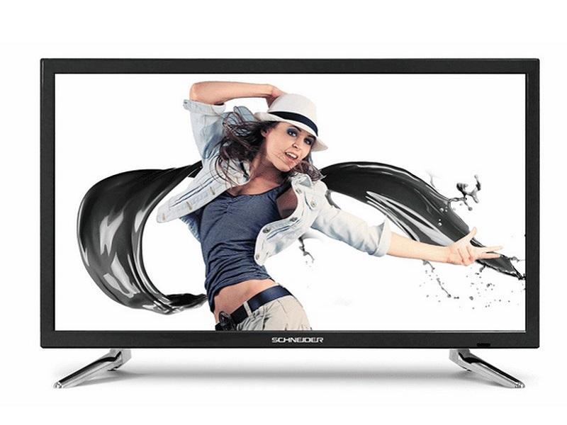 Schneider LD24-SCH13BLK, una TV LED de colores muy atractivos