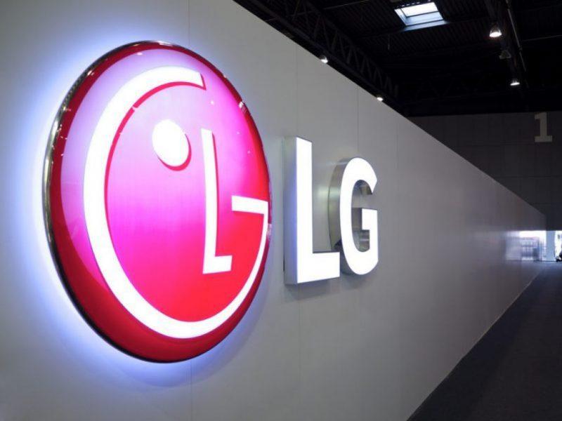 pantallas flexibles 8K de LG