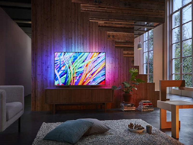 Philips 55PUS8303/12, una TV 4K UHD con Android TV