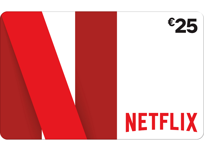 Cómo comprar una tarjeta regalo de Netflix online y físicamente