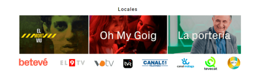 Canales TDT en Android TV con Tivify