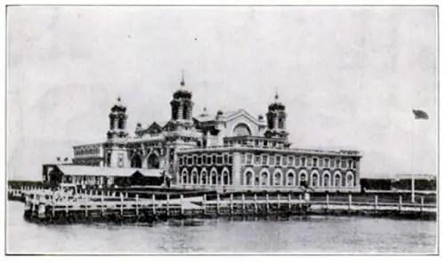 Main Ellis Island Admin