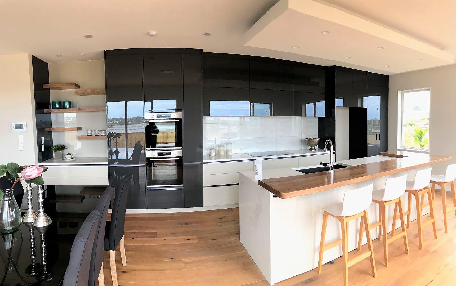 Orewa's kitchen - GJ Kitchens - Auckland kitchens, New ... on Kitchen  id=17459
