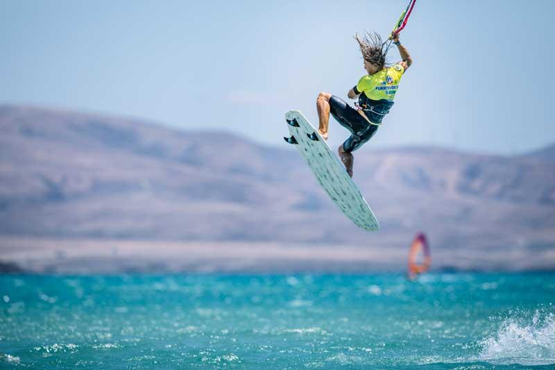 Camille Delannoy - GKA Kite-Surf World Tour