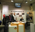 Messestand IWB Nürnberg 2013
