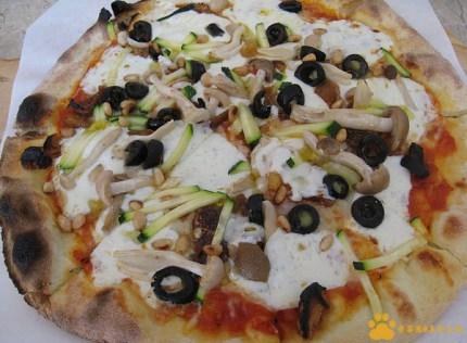 黃金披薩屋|新北淡水美食︱美食王國
