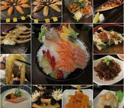 三本味日式料理︱台北美食︱美食王國
